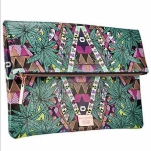Mara Hoffman x Sephora Fold Over Clutch Makeup Bag